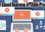 Home Based Business Affiliate Programs
