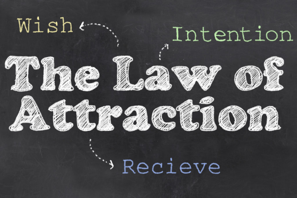 Why Possessing a Focused Vision Is essential As a Enterprise Talent: The Law of Attraction