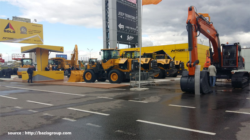 How Heavy Construction Equipment is Managed